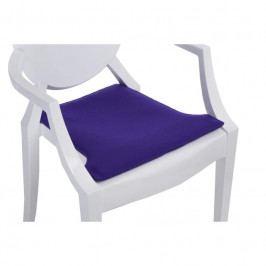 Podsedák na židli Ghost, fialová 78739 CULTY