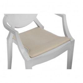 Podsedák na židli Ghost, béžová 78727 CULTY