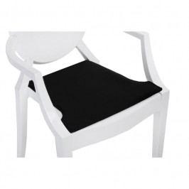 Podsedák na židli Ghost, černá 78963 CULTY