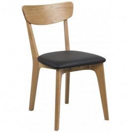 Jídelní židle Costa, černá SCHDN0000071233 SCANDI