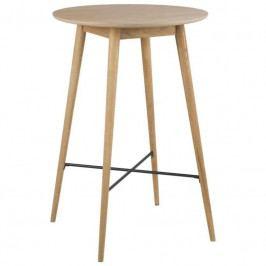 Barový stůl Nagy 70 cm, dub SCHDN0000067818 SCANDI