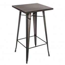 Barový stůl Tolix, metalická 73032 CULTY