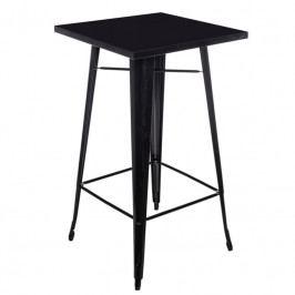Barový stůl Tolix, černá 73035 CULTY