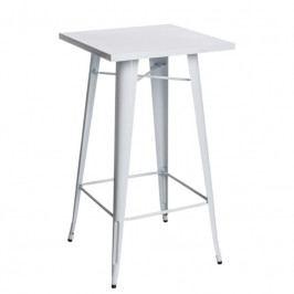 Barový stůl Tolix, bílá 73038 CULTY