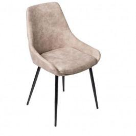 Designová židle Sofia se zvýšeným sedákem, béžová 72546 CULTY