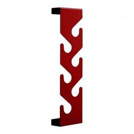 Designový věšák Montoro, červená 71511 CULTY