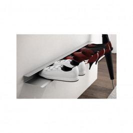Designový nástěnný botník Argelato, bílá S71463 CULTY +