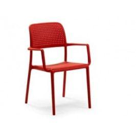 Židle Loft s područkami, více barev (Červená)  SN02 Sit & be