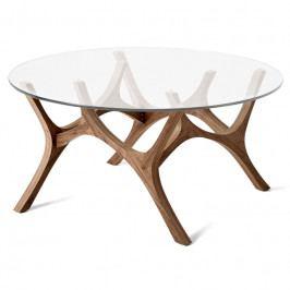 Konferenční stůl Tabanda Moose, 79 cm, tmavá podnož moose_L2 Tabanda