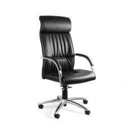 Kancelářská židle Work, pravá kůže UN:827 Office360