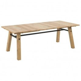 Jídelní stůl Kiruna 210 cm, dub SCHDNH000015333 SCANDI
