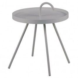 Odkládací stolek Mikky 51 cm, šedá SCHDN0000065788S SCANDI+