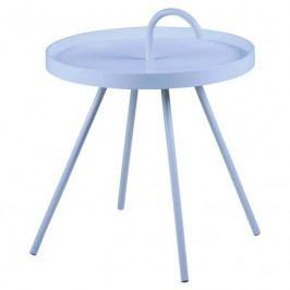 Odkládací stolek Mikky 51 cm, světle modrá SCHDN0000065787S SCANDI+