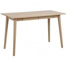 Pracovní stůl Maryt 120x60 cm, dub SCHDN0000051211 SCANDI