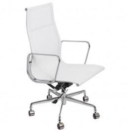 Kancelářské křeslo Aluminium Group 119, bílá 67515 CULTY