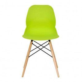 Židle DLS, zelená | -40 % S71053 CULTY +