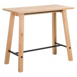 Barový stůl Kiruna 120 cm, dub SCHDN0000063043 SCANDI