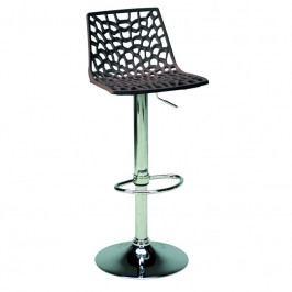 Barová židle Coral, moka SC01_MO Sit & be