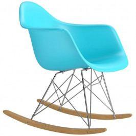Designové houpací křeslo RAR, sky blue Srar07709 CULTY +