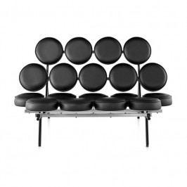 Designová pohovka Marshmallow Sofa, černá 9734 CULTY