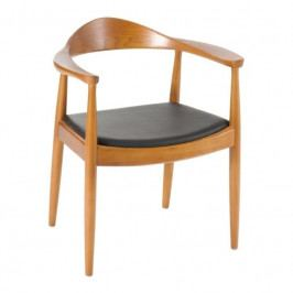 Dřevěná židle Kennedy, dub 18604 CULTY