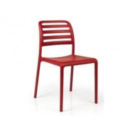 Zahradní židle Beno, více barev (Červená)  SB01 Sit & be