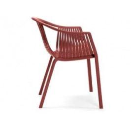 Designová židle Tatami 306 (Červená)  Tatami 306 Pedrali