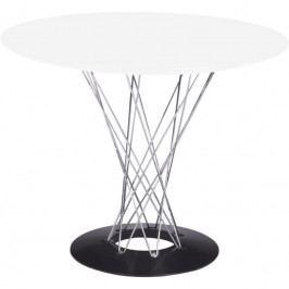 Stůl Cyklon bílý, 100 cm 17560 CULTY
