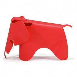 Dětská stolička Slon, červená 12596 CULTY