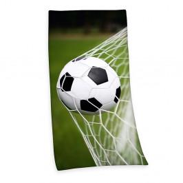 Herding osuška Fotbal 75x150 cm