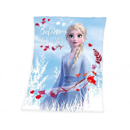 Herding Fleece deka Frozen 2 (Ledové království 2) 130x160 cm