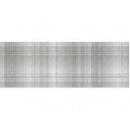 TODAY TERRA ROSA koberec 60x170 cm černobílé čtverečky