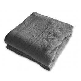 Homeville deka mikroplyš tmavě šedá - 150x200 cm