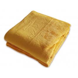 Homeville deka mikroplyš medová - 150x200 cm
