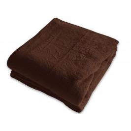 Homeville deka mikroplyš tmavě hnědá - 150x200 cm