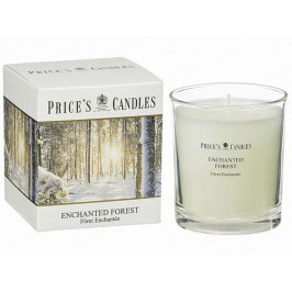 Price´s FRAGRANCE vonná svíčka ve skle Enchanted Forest - hoření 45h
