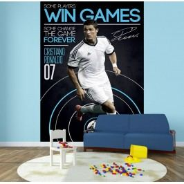 1Wall 1Wall fototapeta Cristiano Ronaldo 158x232 cm