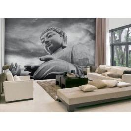 1Wall 1Wall Vliesová fototapeta Buddha 366x253 cm