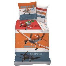 CTI CTI povlečení Letadla (Planes) Skipper 140x200,60x80