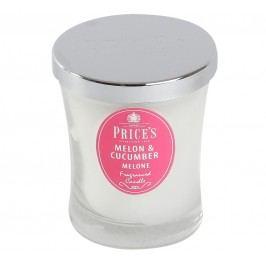 Price´s SIGNATURE vonná svíčka ve skle Meloun&okurka střední 425g