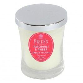 Price´s SIGNATURE vonná svíčka ve skle Pačuli & jantar střední 425g