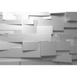 Wizard+Genius W+G fototapeta 3D kamenná stěna 366x254 cm