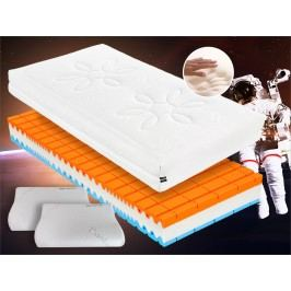 VISCOPUR Zdravotní matrace Viscopur COSMIC 24cm - 80x200 cm | 1+1 zdarma (2ks)