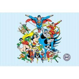 1Wall 1Wall dětská fototapeta DC Comics 158x232 cm