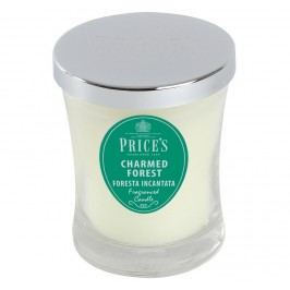 Price´s SIGNATURE vonná svíčka ve skle Charmed Forest střední 425g