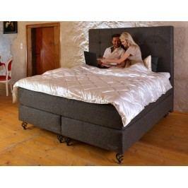 Spirit Luxusní kontinentální postel SPIRIT continental PRESIDENT 180x200cm