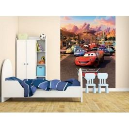 1Wall 1Wall fototapeta Disney Cars 158x232 cm