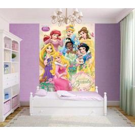 1Wall 1Wall fototapeta Disney Princezny 158x232 cm