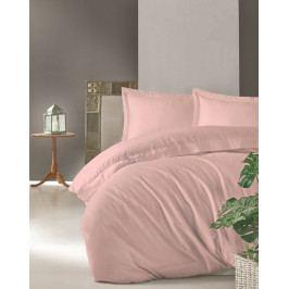 Cottonbox Cottonbox povlečení bavlněný satén Satin Pink - 140x200 / 70x90 cm