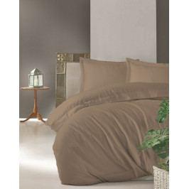 Cottonbox Cottonbox povlečení bavlněný satén Satin Beige - 140x200 / 70x90 cm